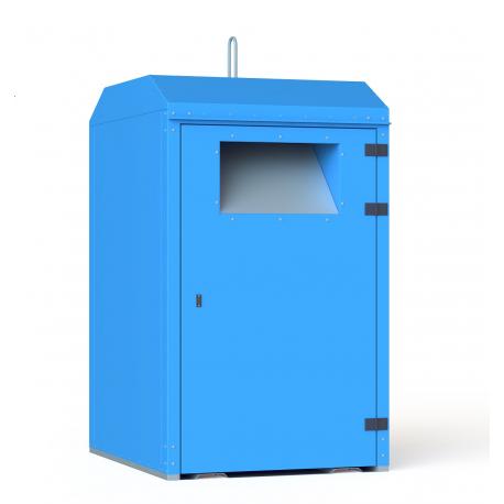 Kontener Premium Gitterbox Slide